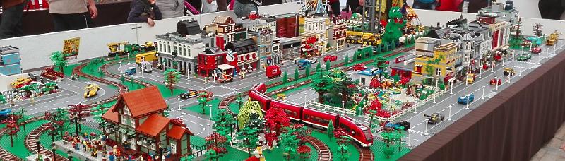 Ludicomix Bricks Lego