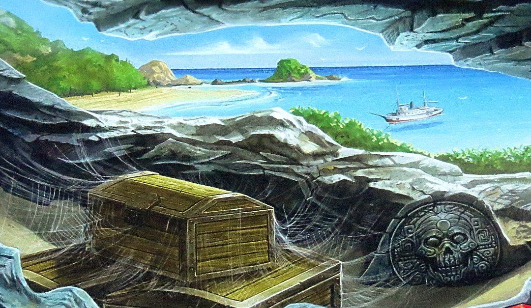Loot Island – Unboxing