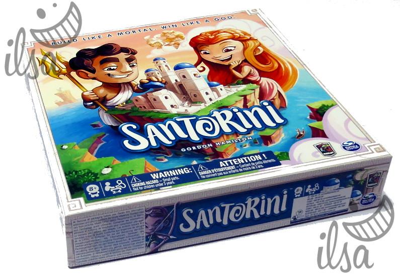 Santorini scatola