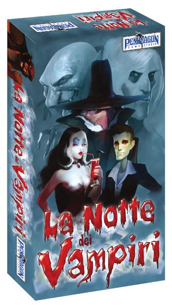 La Notte dei Vampiri scatola
