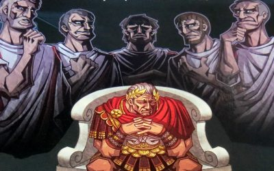 Liberatores: The Conspiracy to Liberate Rome – Unboxing