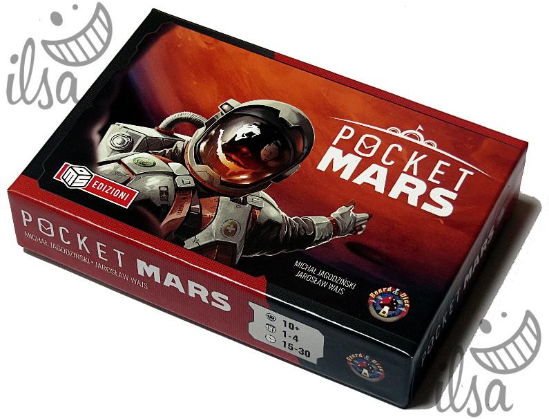 Pocket Mars scatola