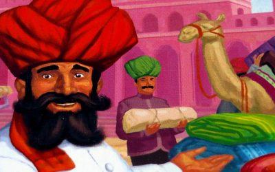 Jaipur – Unboxing