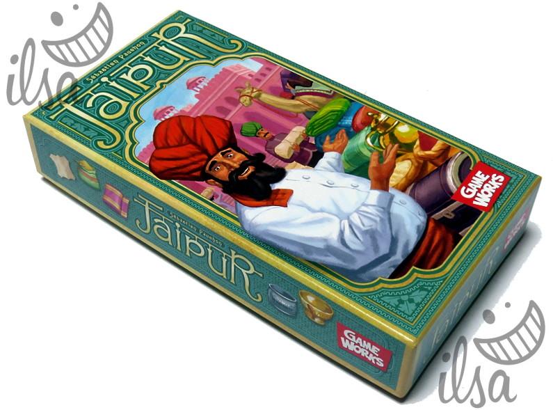 Jaipur scatola