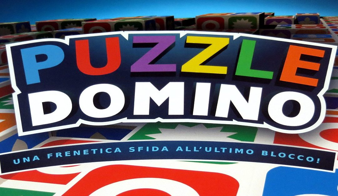Puzzle Domino – Unboxing