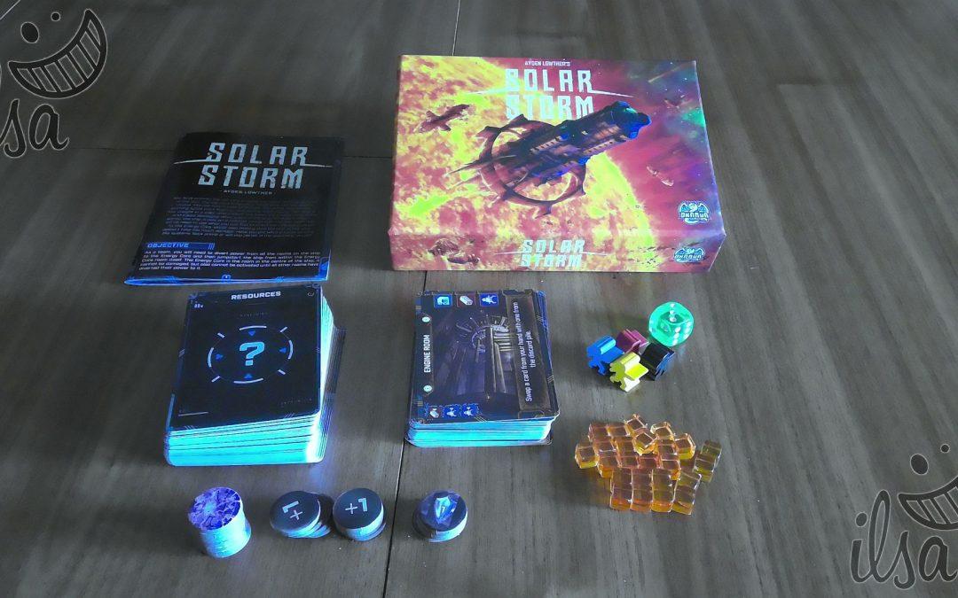 In solitario: Solar Storm