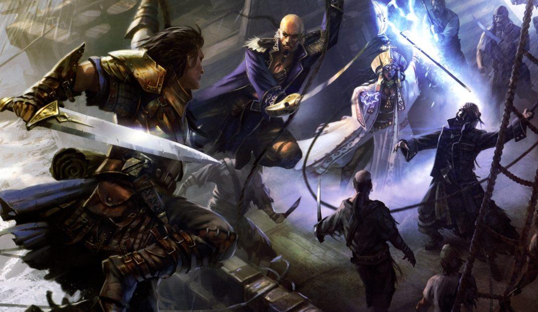 Pathfinder ACG – Teschi e Ceppi – I nuovi eroi