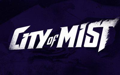 Aperti i preordini di City of Mist