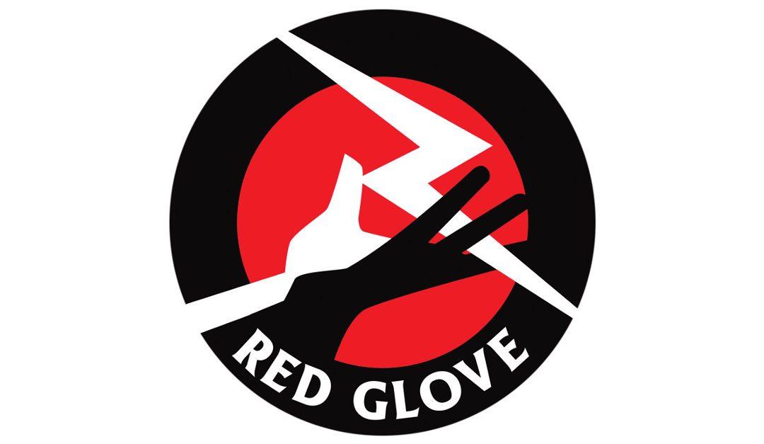 Novità Red Glove a Lucca Comics & Games 2018