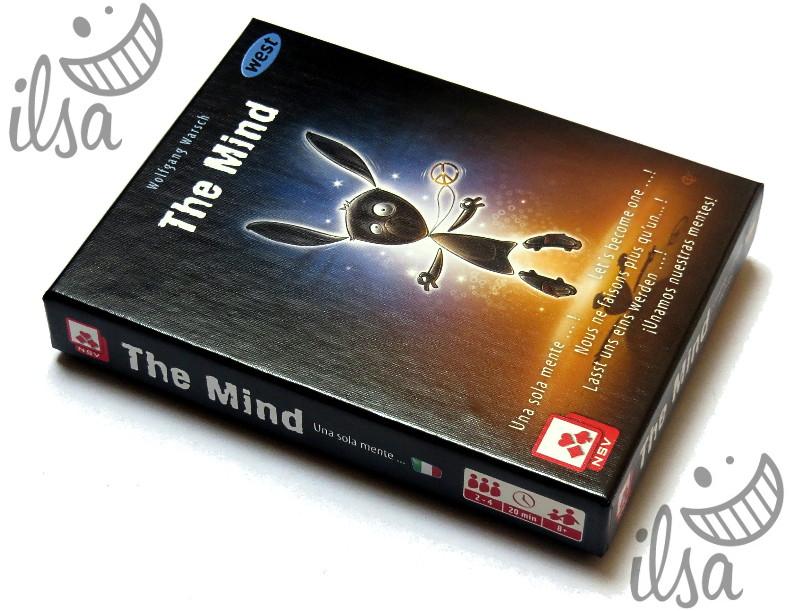 The Mind scatola