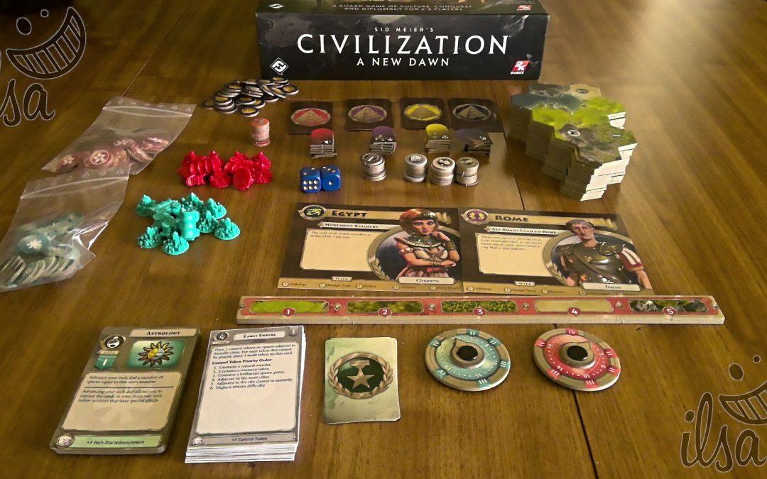 In solitario: Sid Meier's Civilization – A New Dawn